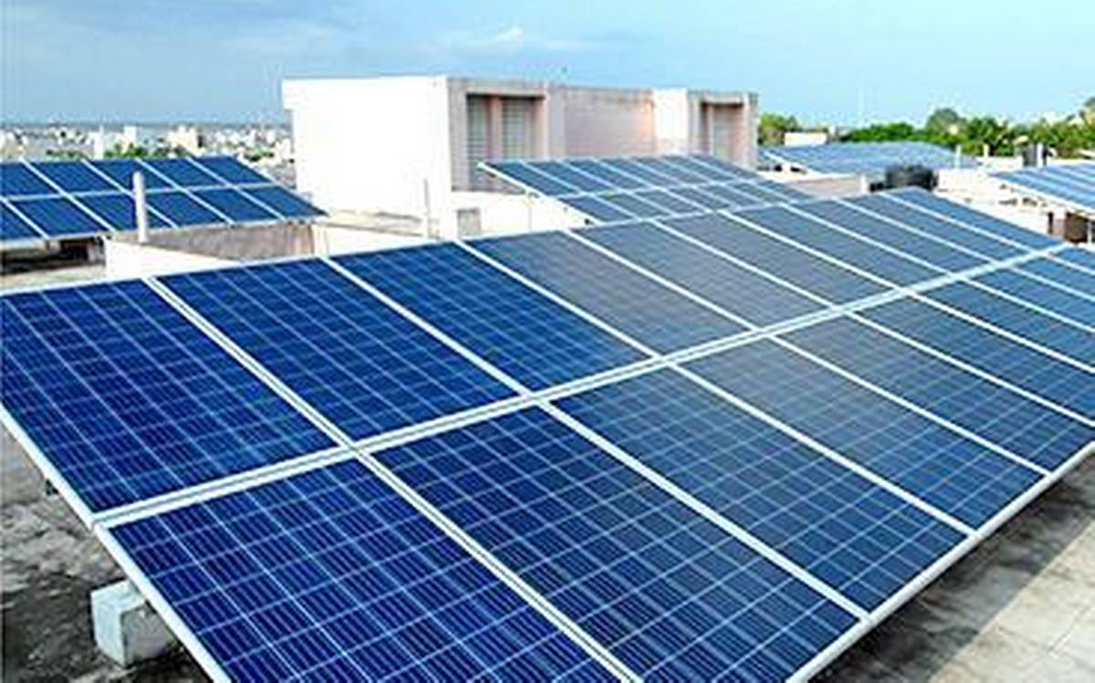 Roof Top Solar Capacity in India